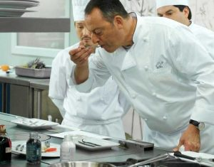 Le chef (της υπερβολής και της ταγκίλας)