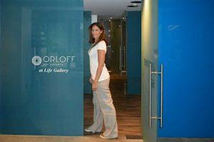Orloff spa at Life Gallery