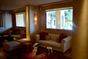 Relaxing at HOTEL MARGI