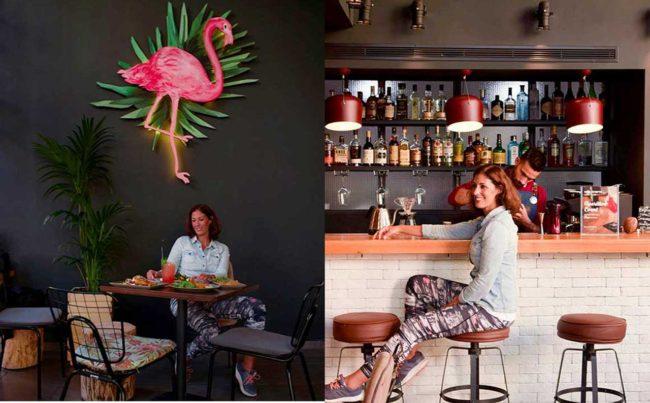 Flamingo cafe-bar